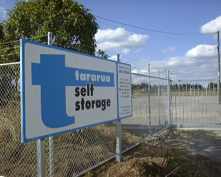 Tararua Storage - 40 Laws Road, Dannevirke